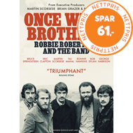 Produktbilde for Once Were Brothers: Robbie Robertson And The Band (UK-import) (DVD)