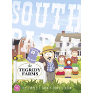 Produktbilde for South Park - Sesong 23 (UK-import) (DVD)