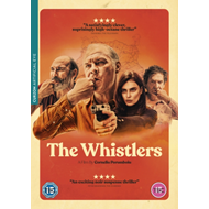 Produktbilde for The Whistlers (UK-import) (DVD)