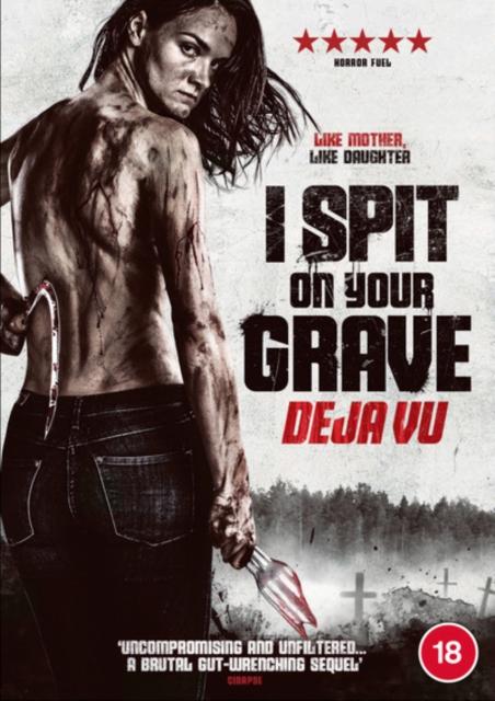 I Spit On Your Grave: Deja Vu (DVD, 2019) for sale online