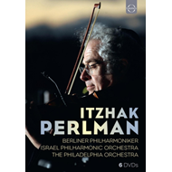 Produktbilde for Itzhak Perlman Anniversary Collection (UK-import) (DVD)