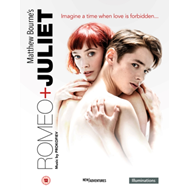 Produktbilde for Matthew Bourne's Romeo And Juliet (UK-import) (DVD)