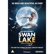 Produktbilde for Matthew Bourne's Swan Lake (UK-import) (DVD)