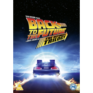 Produktbilde for Back To The Future 1-3: Trilogy (UK-import) (DVD)