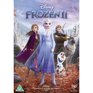 Produktbilde for Frozen II (UK-import) (DVD)
