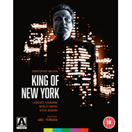 Produktbilde for King Of New York (1990) (UK-import) (4K Ultra HD + Blu-ray)