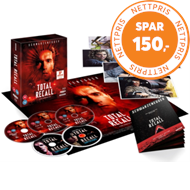 Produktbilde for Total Recall (1990) - Limited Collector's Edition (UK-import) (4K Ultra HD + Blu-ray)