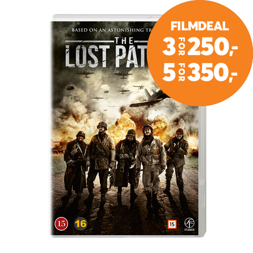 The Lost Patrol (A Estrada 47) (DVD)