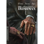 Produktbilde for The Irishman - The Criterion Collection (UK-import) (DVD)