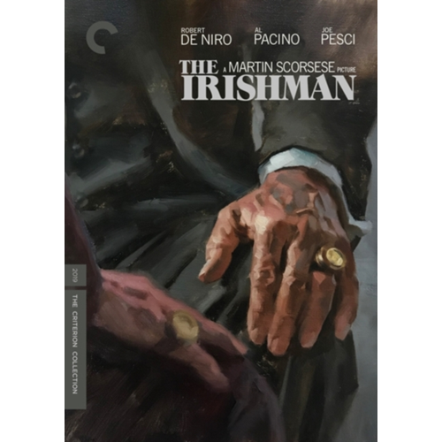The Irishman - The Criterion Collection (UK-import) (DVD)