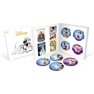 Produktbilde for Disney Classics: Complete 57 Movie Collection (UK-import) (DVD)