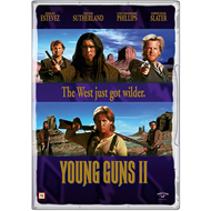 Produktbilde for Young Guns II (1990) (DVD)