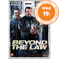 Produktbilde for Beyond The Law (DVD)