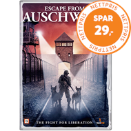 Produktbilde for The Escape From Auschwitz (DVD)