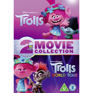 Produktbilde for Trolls & Trolls 2 - World Tour (UK-import) (DVD)