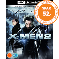 Produktbilde for X-Men 2 (UK-import) (4K Ultra HD + Blu-ray)
