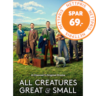 Produktbilde for All Creatures Great And Small (2020) / Den Nye Dyrlegen - Sesong 1 (UK-import) (DVD)