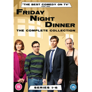 Produktbilde for Friday Night Dinner - Sesong 1-6: The Complete Collection (UK-import) (DVD)