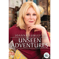 Produktbilde for Joanna Lumley's Unseen Adventures (UK-import) (DVD)
