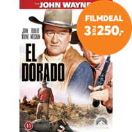 Produktbilde for El Dorado (1967) (DVD)