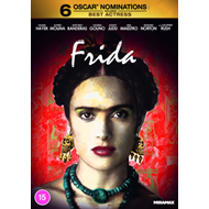 Produktbilde for Frida (2002) (UK-import) (DVD)