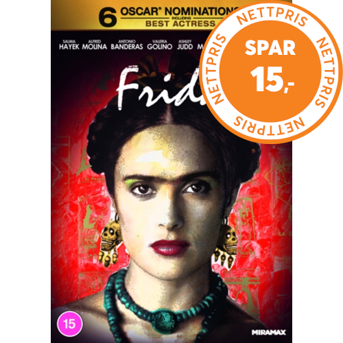 Frida (2002) (UK-import) (DVD)