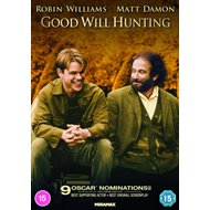 Produktbilde for Good Will Hunting (1997) / Den Enestående Will Hunting (UK-import) (DVD)