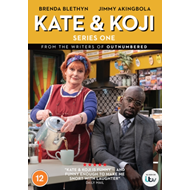 Produktbilde for Kate & Koji - Sesong 1 (UK-import) (DVD)