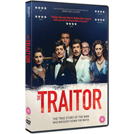 Produktbilde for The Traitor / Il Traditore (UK-import) (DVD)