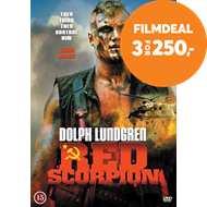 Produktbilde for Red Scorpion (1988) (DK-import) (DVD)