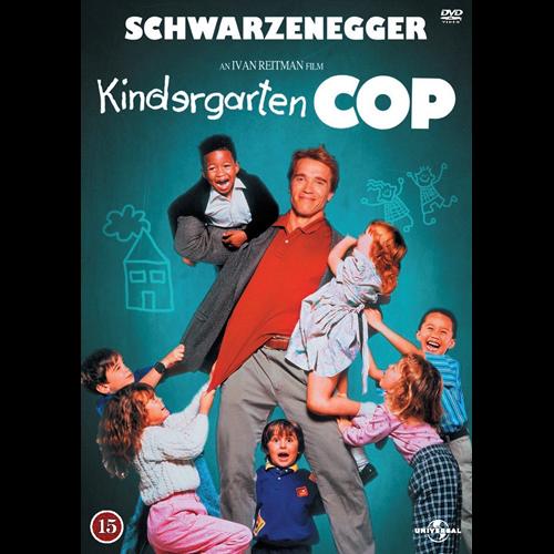 Kindergarten Cop 1990 Forskolepurk Dk Import