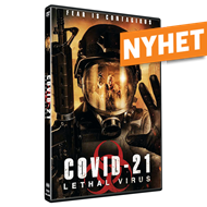 Produktbilde for Covid 21 (DVD)