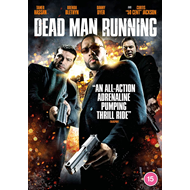 Produktbilde for Dead Man Running (UK-import) (DVD)