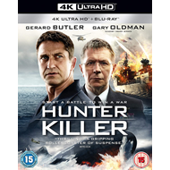 Produktbilde for Hunter Killer (UK-import) (4K Ultra HD + Blu-ray)