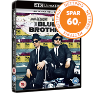 Produktbilde for The Blues Brothers (1980) (UK-import) (4K Ultra HD + Blu-ray)