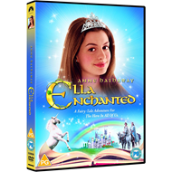 Produktbilde for Ella Enchanted (2004) / Den Forheksede Ella (UK-import) (DVD)