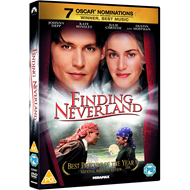 Produktbilde for Finding Neverland (2004) (UK-import) (DVD)