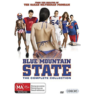 Produktbilde for Blue Mountain State - Sesong 1-3: The Complete Collection (DVD)