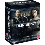 Produktbilde for Blindspot - Sesong 1-5: The Complete Series (UK-import) (DVD)