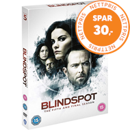 Produktbilde for Blindspot - Sesong 5 (UK-import) (DVD)