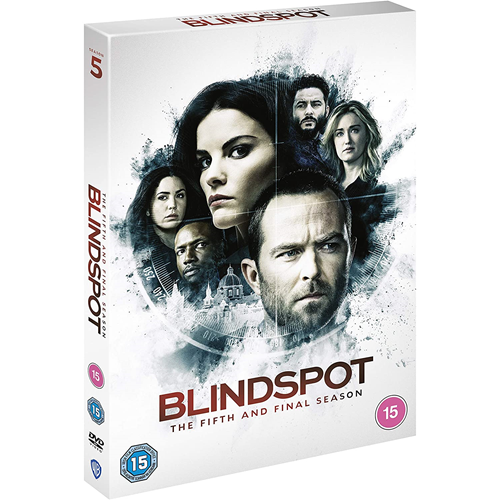 Blindspot - Sesong 5 (UK-import) (DVD)