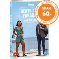 Produktbilde for Death In Paradise / Mord I Paradis - Sesong 10 (UK-import) (DVD)