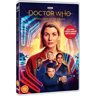 Produktbilde for Doctor Who: Revolution Of The Daleks (UK-import) (DVD)