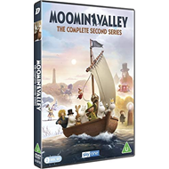 Produktbilde for Moominvalley (Mummidalen) - Sesong 2 (UK-import) (DVD)