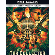 Produktbilde for The Tax Collector (4K Ultra HD + Blu-ray)