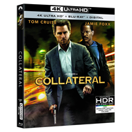 Produktbilde for Collateral (2004) (4K Ultra HD + Blu-ray)