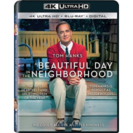 Produktbilde for A Beautiful Day In The Neighborhood (4K Ultra HD + Blu-ray)