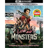 Produktbilde for Love And Monsters (4K ULTRA HD)