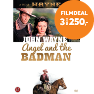 Produktbilde for Angel And The Badman (1947) (DK-import) (DVD)