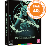 Produktbilde for Donnie Darko (2001) - Limited Collector's Edition (UK-import) (4K Ultra HD + Blu-ray)